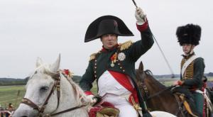 Représentation de l'empereur Napoléon I./ Reprentation of the emperor Napoleon I.