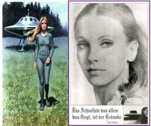 La race extraterrestre qui serait venue amicalement en contact avec Tesla et Maria serait celle des b;onds d'Aldébaran.