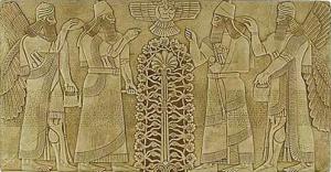 Les Anunnaki auraient utilisé la science génétique pour créer les Humains de la Terre.