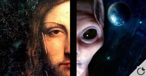 Jésus Christ...ou La naissance d'une légende d'origine extraterrestre.