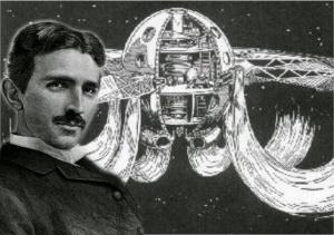 Il eut la vision du voyage dans le temps.