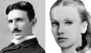 Nicolas Tesla et Maria Orsic...2 complices.