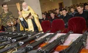 Vendeurs d'armes