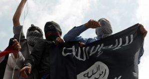 L'État Islamique est derrière les rideaux.