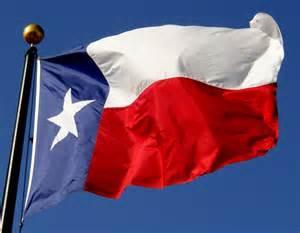 Drapeau du Texas.