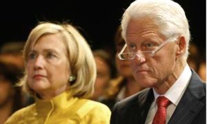 Les Clinton:un couple démoniaque!
