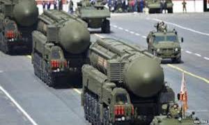 Les préparatifs vont bon train ,en Russie...en vue d'une Troisième guerre Mondiale  prévue dans l'élection  de  la dirigeante illuminati,Hillary Clinton.