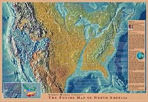 Edgar Cayce a prédit des changements  géologiques majeurs ...pour les états-Unis d'Amérique.