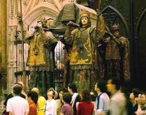 Ou sont les restes de Christiphe Colomb?