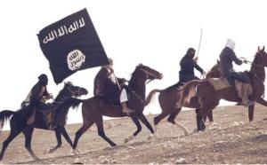 Tous les moyens de transports sont utilisés par les mercenaires de l'État islamique.