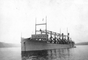 Le USS Cyclops