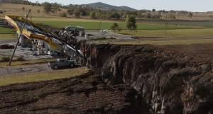 """Ces derniers mois, il y a eu beaucoup d'activité sismique le long de la côte ouest, ce qui a soulevé des craintes que «le Big One"""" pourrait être à venir bientôt."""