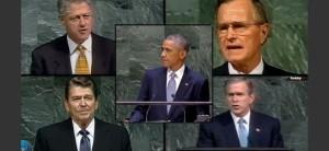 Reagan,Bush,Clinton Bush et Obama:5 président qui ont mis le peuple américain en esclavade!