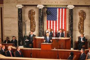 Le Congrès Américain,une place d,intérêts divers!