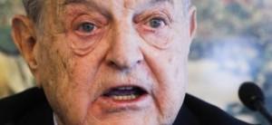 Un Georges Soros   hystérique!