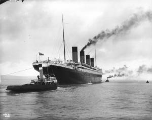 La dernière photo du Titanic en route vers sa mort!