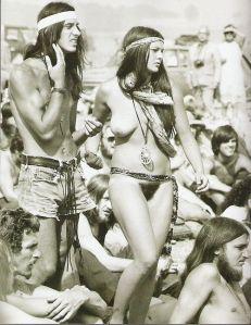 Il faisait vraiment chaud...en août 1969!