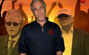Jerry Epstein que j'ai déjà signalé comme le grand manitou pourvoiyeur de chair fraiche.