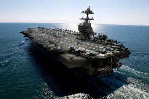 USS Enterprise (CVN-80) Ce sera le quatrième porte-avions de classe Ford a être ajouté à la flotte de l'US Navy.