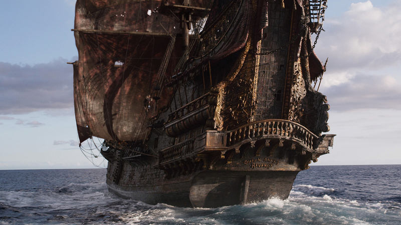 Pirates et flibustiers l pave du bateau du c l bre pirate - Bateau jack et les pirates ...