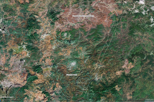 tunguska-area