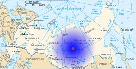 Tunguska-Map-fr.svg
