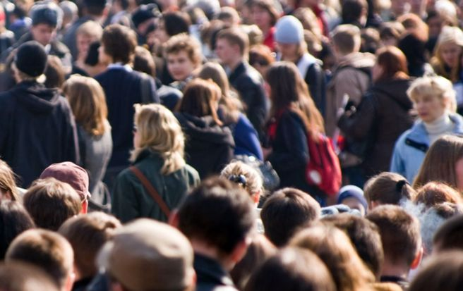 Foule - Population