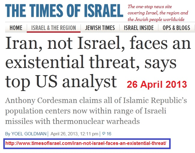 http://www.timesofisrael.com/iran-not-israel-faces-an-existential-threat/