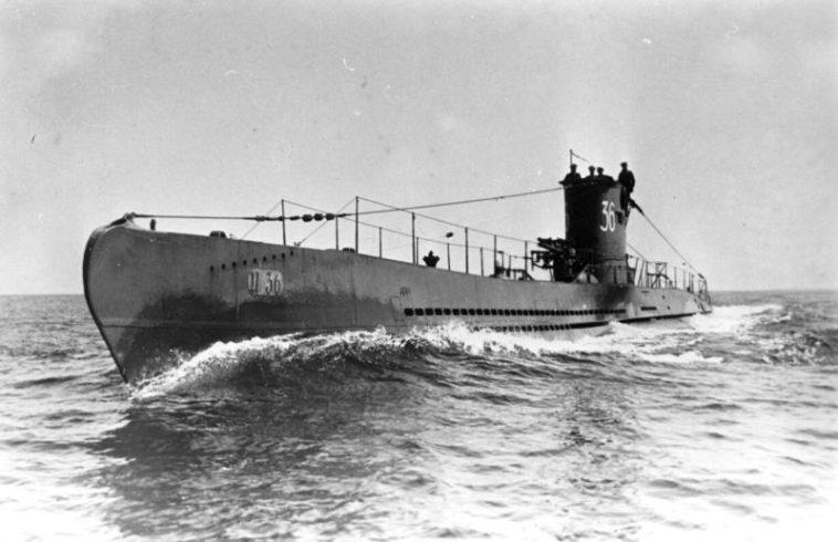 U-Boot U 36michelduchaine